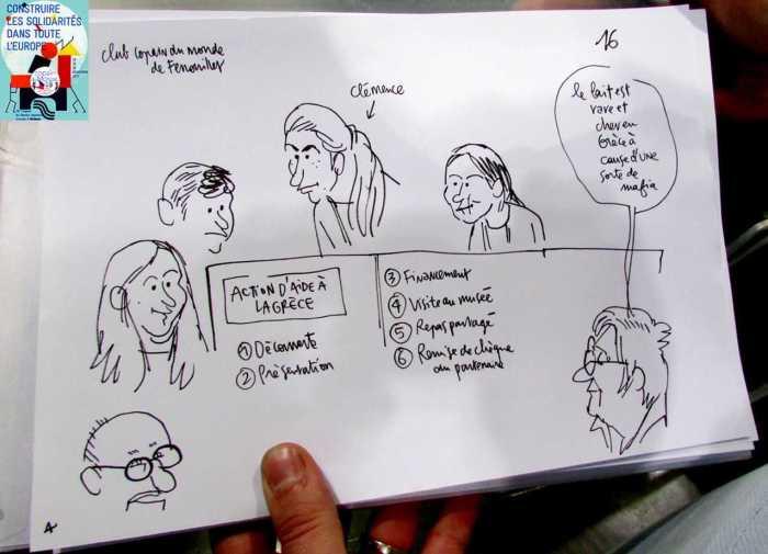 congrès b caricatures