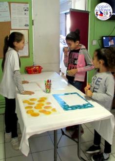 atelier culinaire jeu des senteurs