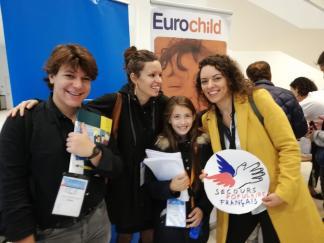 eurochild la délégation
