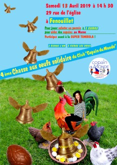 Chasse aux Oeufs 2019 A4